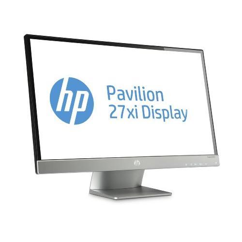 Grigio USB-C Antiriflesso Comandi sullo Schermo Risoluzione 2560 x 1440 DisplayPort Tecnologia AMD FreeSync 27 Pollici QHD Reclinabile HP Pavilion 27 Quantum Dot Monitor HDMI Micro-Edge
